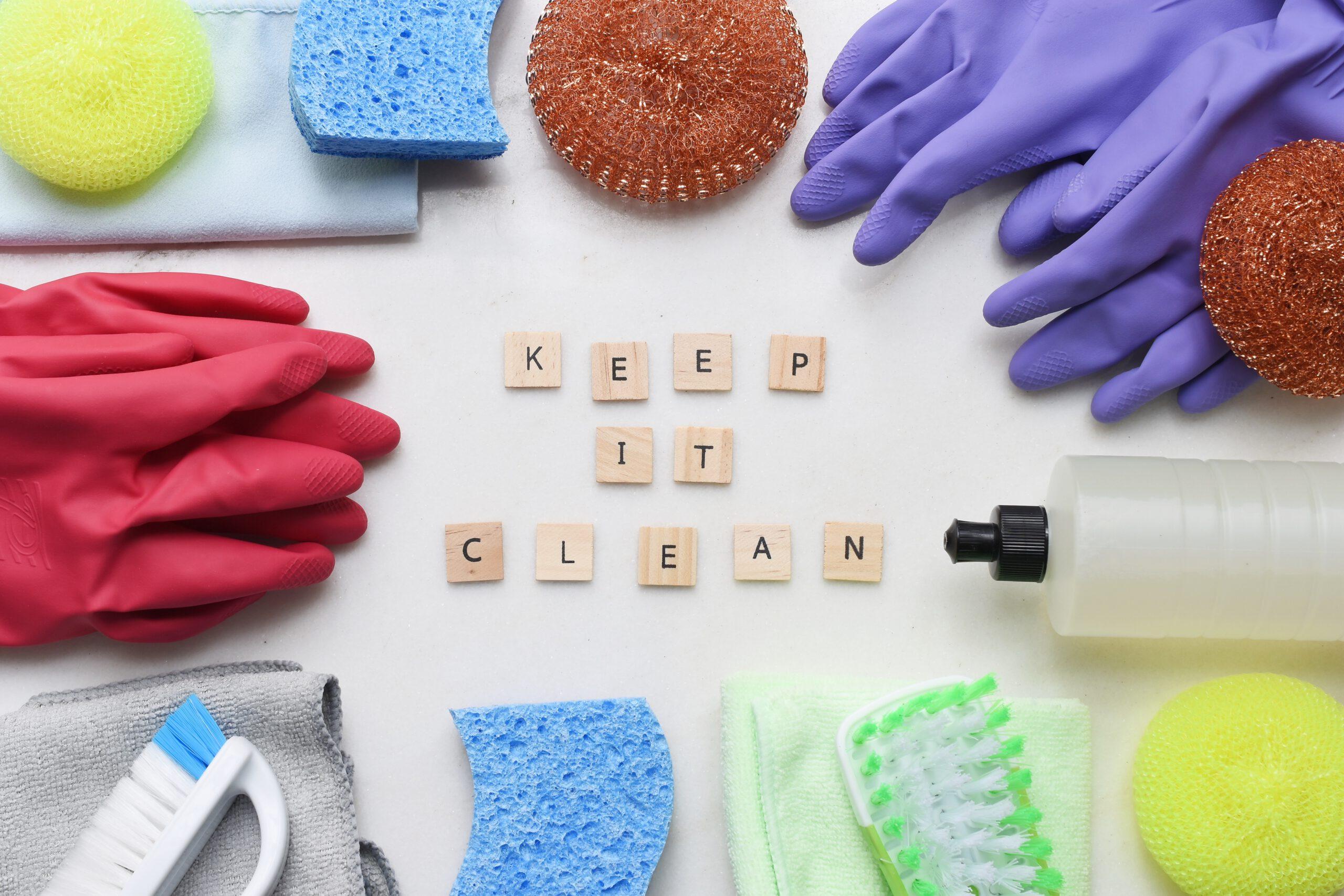 Reinigungsserie von Bier-Kwik ® und Reinigungsmatrix
